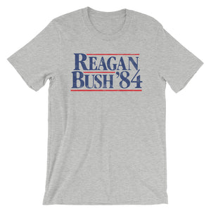 Reagan Bush '84 T-Shirt - T-Shirt - The Brown Barrel