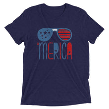 "Load image into Gallery viewer, ""Merica T-shirt - T-Shirt - The Brown Barrel"
