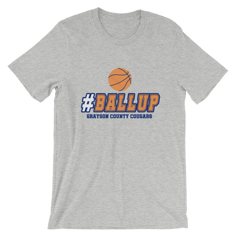 Ballup Basketball T-Shirt - T-Shirt - The Brown Barrel