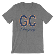 Load image into Gallery viewer, GC Cougars T-Shirt - T-Shirt - The Brown Barrel