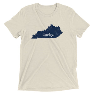 Derby T-Shirt - T-Shirt - The Brown Barrel