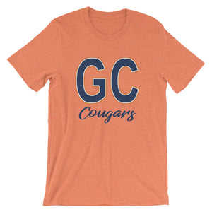 GC Cougars T-Shirt - T-Shirt - The Brown Barrel