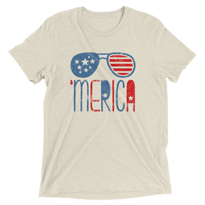 """Merica T-shirt - T-Shirt - The Brown Barrel"