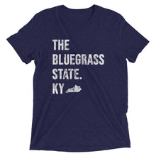 Load image into Gallery viewer, The Bluegrass State KY T-Shirt - T-Shirt - The Brown Barrel