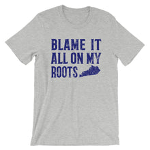 Load image into Gallery viewer, Blame It All On My Roots T-Shirt - T-Shirt - The Brown Barrel