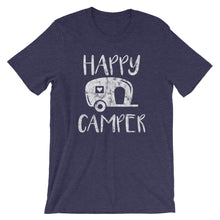 Load image into Gallery viewer, Happy Camper T-Shirt - T-Shirt - The Brown Barrel