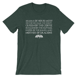 Mother of Dragons T-Shirt - T-Shirt - The Brown Barrel