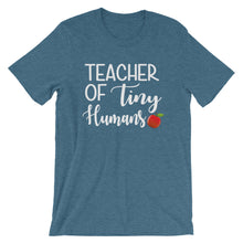 Load image into Gallery viewer, Teacher of Tiny Humans T-Shirt - T-Shirt - The Brown Barrel