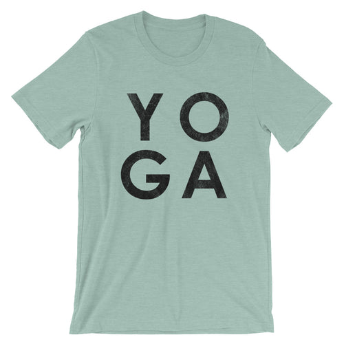 YOGA T-Shirt - T-Shirt - The Brown Barrel