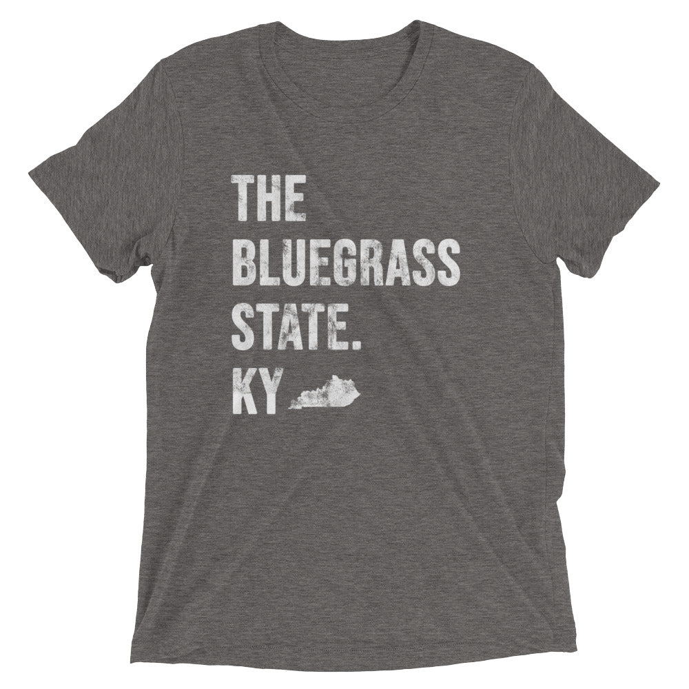 The Bluegrass State KY T-Shirt - T-Shirt - The Brown Barrel