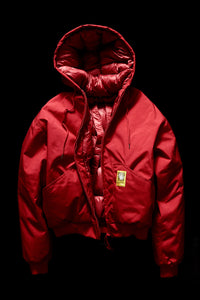 DOWN BOMBER- RED