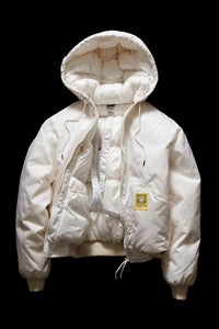 DOWN BOMBER- WHITE