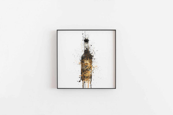 Worcester Sauce Wall Art Print-We Love Prints