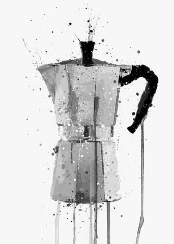 Coffee Wall Art Print 'Percolator'-We Love Prints