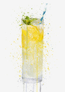 Lemonade Wall Art Print