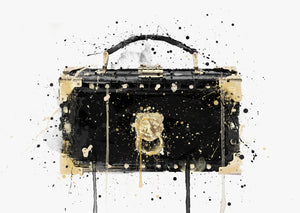 Fashion Handbag Print 'Aslan'