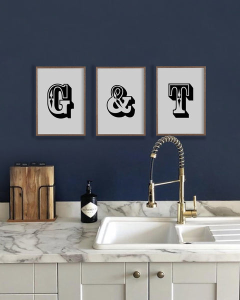 G&T A4 Gallery Wall Set
