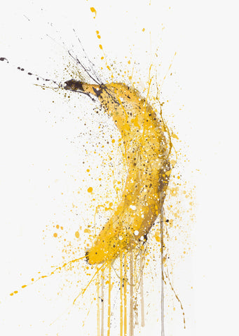 Banana Fruit Wall Art Print-We Love Prints