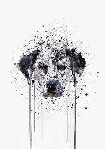 Dalmatian Wall Art Print-We Love Prints