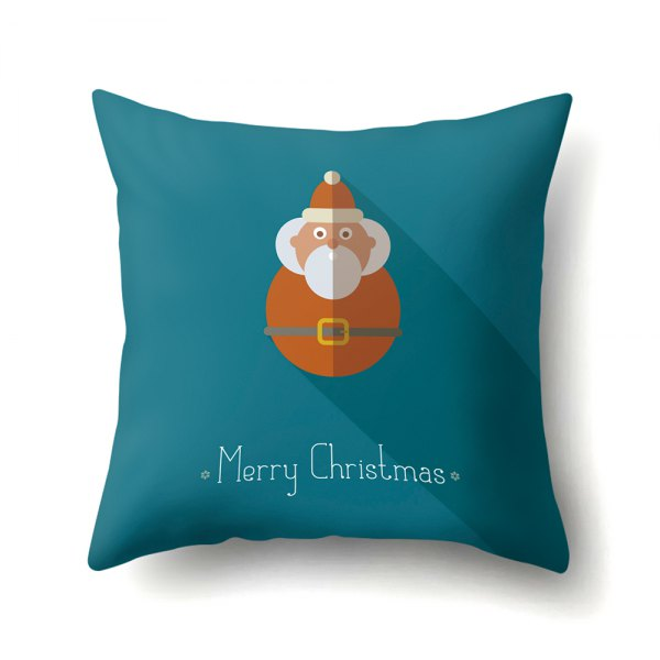 Christmas Santa Claus Pillowover
