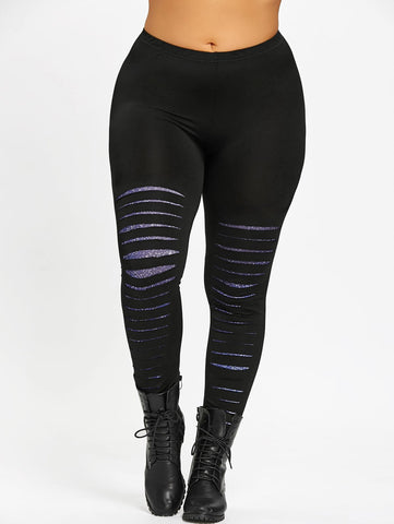 Plus Size Legging