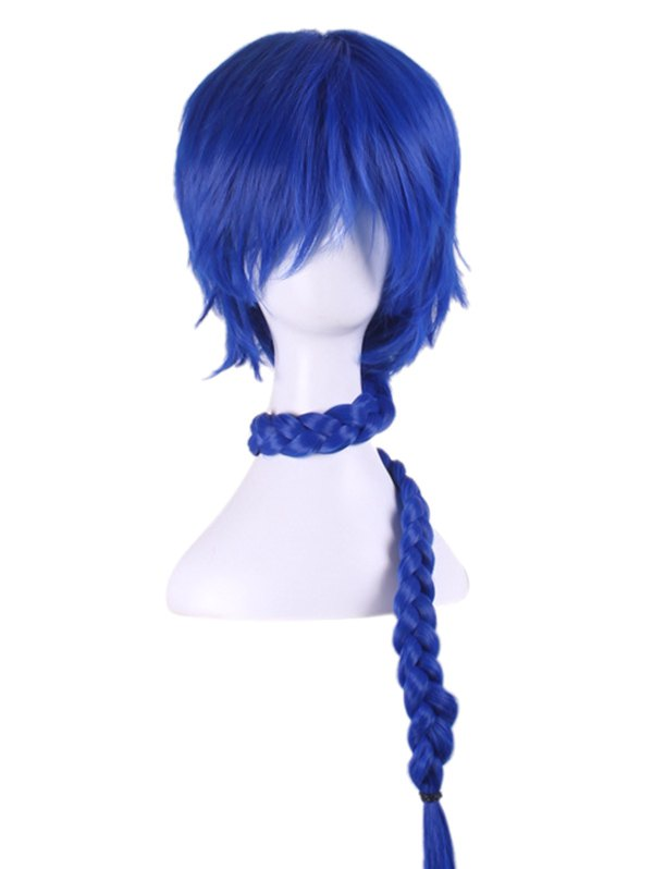 Anime The Magic Flute MAGI Aladdin Cosplay Long Braid Wig