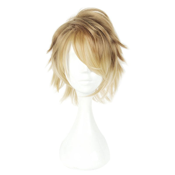 (A3! Act! Addict! Actors! Itaru Chigasaki) Gradient Color Cosplay Wig