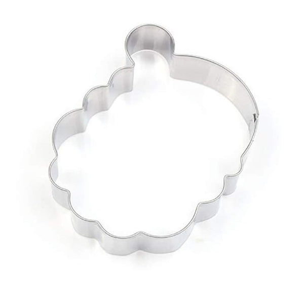 14Pcs Christmas Cookie Cutter Xmas Fondant Mold Stainless Steel