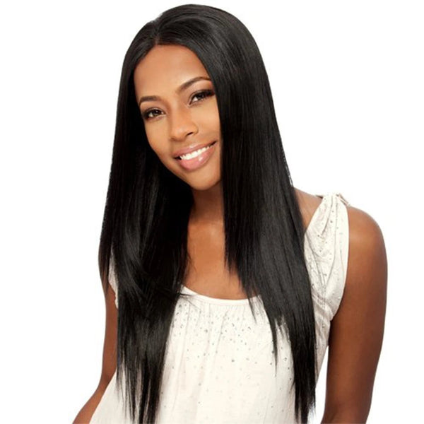 Ladies Stylish and Natural Long Straight Wigs 032
