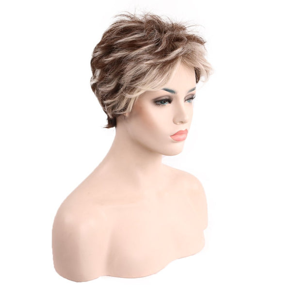 Ladies Stylish Shaggy WIG-098