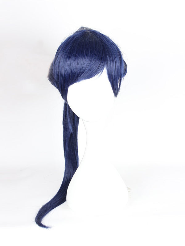 Women's Long Pony-tail Cosplay Hair Wig Ladies Party Wigs