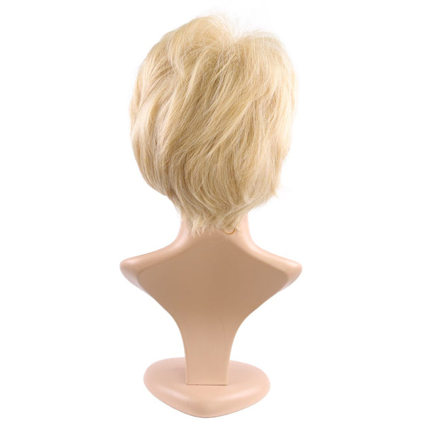 Women Are Stylish Fluffy Short and Curly WIG-094