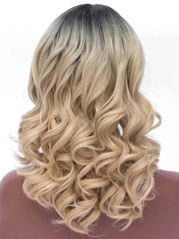 Long Ombre Loose Wave Party Synthetic Wig
