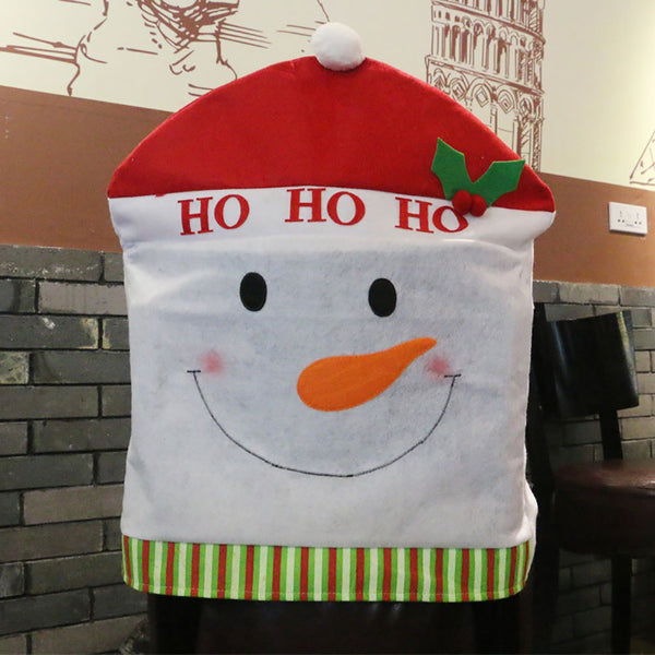 Decorate Chair Covers for Christmas