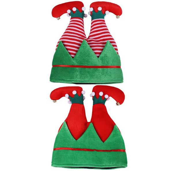 Creative Christmas Decoration Elf Inverted Hat