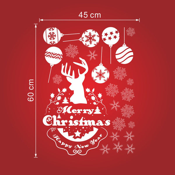 Holiday Decoration Stickers