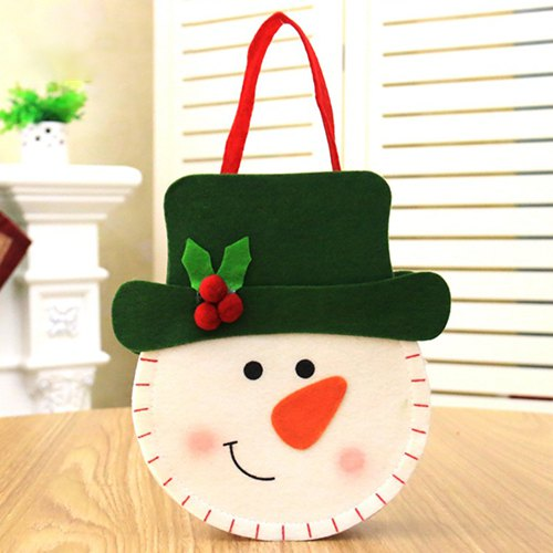 Christmas Decorations Creative Gift Candy Bags