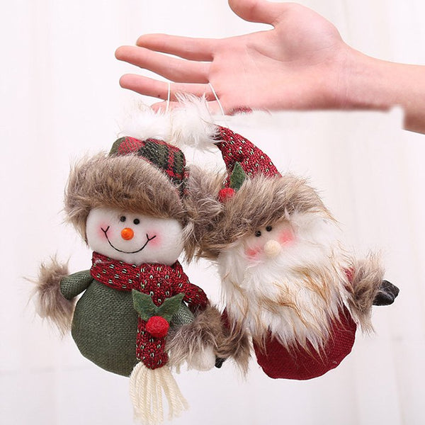 Christmas Decorations Proportions Window Hanging Ornaments