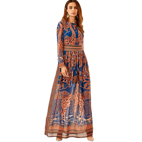 Women's Clothing - Dresses - Print Dresses