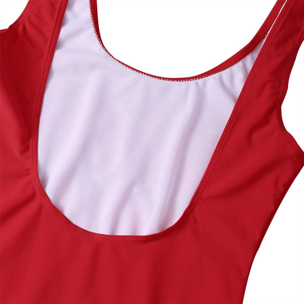 Scoop Neck Swimwear