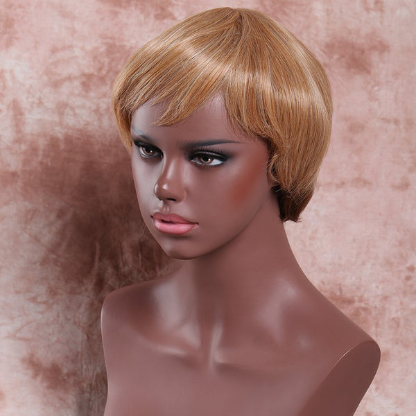 Stylish Adiors Full Bang Short Women's Wig