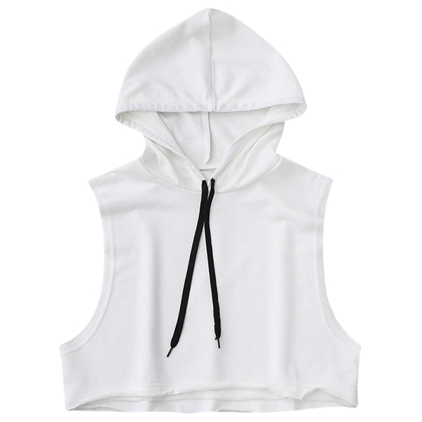 Hooded Sports Top