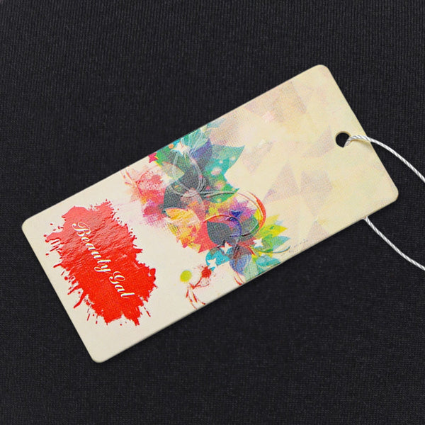 Floral Shape Adhesive Nipple Sticker