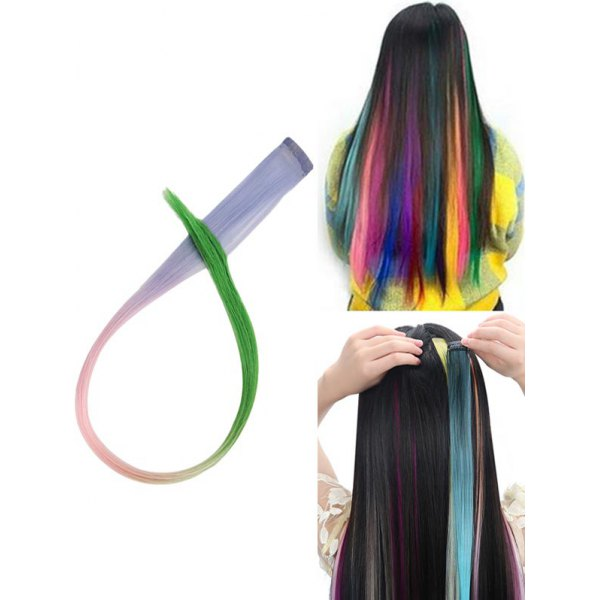 Hair Piece Synthetic Hair Extension
