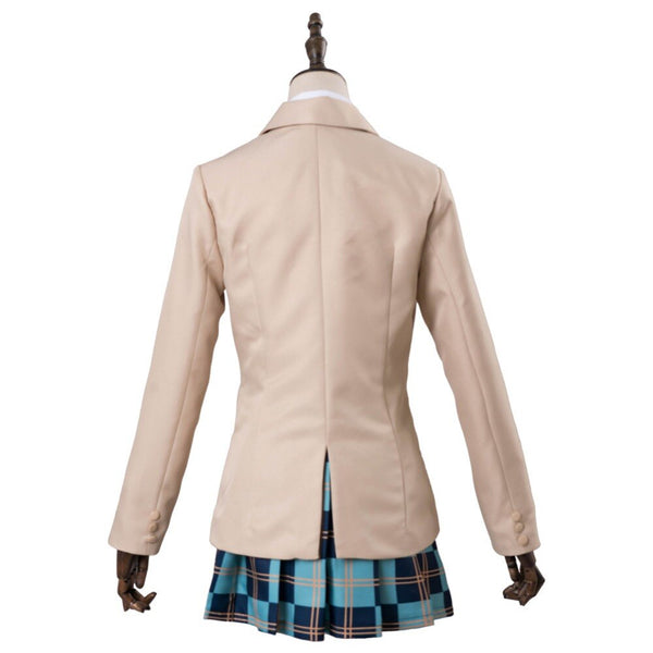 Costumes|||Cosplay|||Other Cosplay===A Certain Magical Index Cosplay Scientific Railgun Misaka Mikoto Middle School Uniform Halloween Cosplay Costume