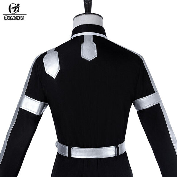 Costumes|||Cosplay|||Cosplay Costumes|||Sword Art Online===ROLECOS Sword Art Online Alicization Cosplay Costume Kazuto Kirigaya Cosplay Men  Anime Costume For Party Halloween 2018 Kazuto