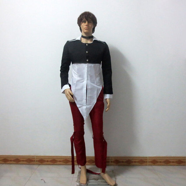 Costumes|||Cosplay|||Other Cosplay===The King of Fighters KOF Iori Yagami Party Halloween Uniform Outfit Cosplay Costume Customize Any Size