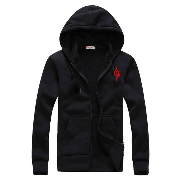 Naruto Hoodies Cosplay Costume For Men Autumn Hoodie Hip Hop Sweatshirt Outwear Free Shipping