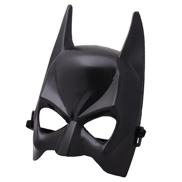 Costumes|||Cosplay|||Cosplay Accessories|||Cosplay Masks===1Pcs Halloween Half Face  Batman Mask Black Masquerade Dressing  Party Masks Cosplay Mask Costume Supplies