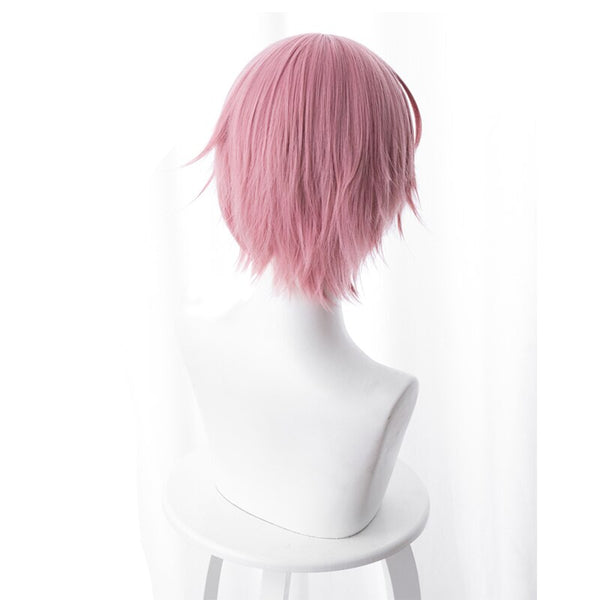 Costumes|||Cosplay|||Cosplay Wigs|||Miscellaneous===Costumes|||Cosplay|||Cosplay Wigs===L-email wig New Gotoubun no Hanayome Ichika Nakano Cosplay Wigs 30cm Short Straight Synthetic Hair Perucas Cosplay Wig